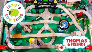 Download Thomas and Friends | Thomas Train Naptime Track with Brio and Imaginarium | Toy Trains 4 Kids Video