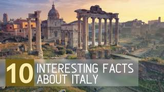 Download 10 Interesting Facts about Italy Video