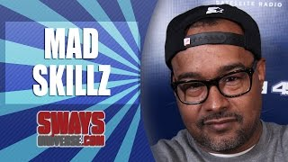 Download Mad Skillz Kicks ANOTHER Freestyle on Sway in the Morning Video