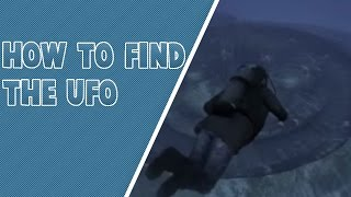 Download How to find the UFO Underwater Wreck in GTA V Video