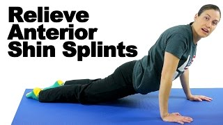 Download Anterior Shin Splints Treatment Stretches & Exercises - Ask Doctor Jo Video