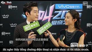 Download [Vietsub] iQIYI phỏng vấn Trương Hàn & Triệu Lệ Dĩnh Video