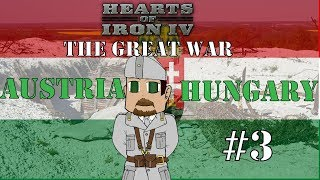 Download Great War MP - Hearts of Iron 4 Austria Hungary - Part 3 - [HOI4] Video