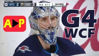 Download Winnipeg Jets vs Vegas Golden Knights – May. 18, 2018 | Game 4 | Stanley Cup 2018 | (HD) Video