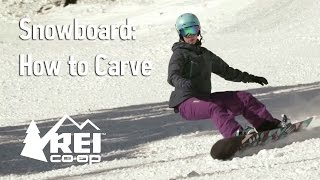 Download Snowboarding: How to Carve Video