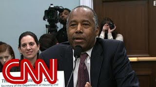 Download Carson confronted about furniture cost on Capitol Hill Video
