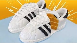 Download ADIDAS SUPERSTAR OR CAKE? Incredibly Realistic Cakes | How To Cake It ft. Adelaine Morin Video