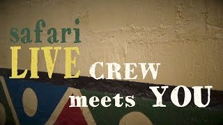 Download safariLIVE crew meets You: Kirk and Jackie stopped by the safariLIVE camp for a visit! Video