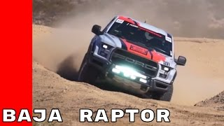 Download 2017 Ford F 150 Raptor To Race In Baja 1000 Video