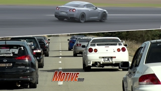 Download 2016 Motive DVD Ultimate Street Car Challenge Winner - Precision Automotive Racing R35 GT-R Video