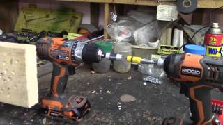 Download Magnetic bit holder face off boch vs dewalt Video