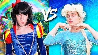 Download The Disney Princess In Real Life Challenge Video