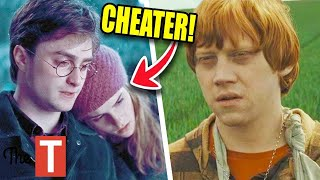 Download 10 Dark Harry Potter Theories That Were Actually Confirmed By J.K. Rowling Video