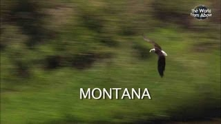 Download Montana from Above - 3 Breathtaking Minutes Montage (HD) Video
