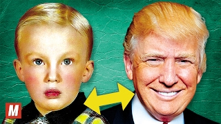 Download Donald Trump   From 5 To 70 Years Old Video