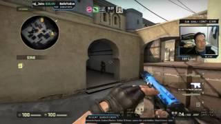 Download Blade 1v5 Ace Clutch CS GO | Counter Strike Highlights Video