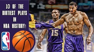 Download 10 of the dirtiest plays in NBA history! Video