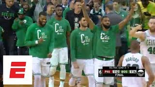 Download Highlights from Game 5 as the Boston Celtics knock off Philadelphia 76ers | ESPN Video