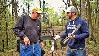 Download Forcing Hickok to review Guns he's uncomfortable with... Video