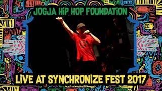 Download Jogja HipHop Foundation live at SynchronizeFest - 7 Oktober 2017 Video