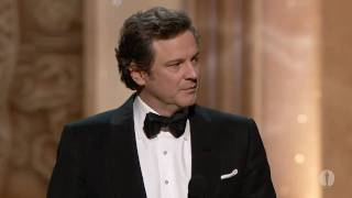 Download Colin Firth winning Best Actor Video