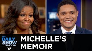 Download Recounts in Florida, Michelle Obama vs. Melania Trump & Inclusive Ballet Shoes | The Daily Show Video