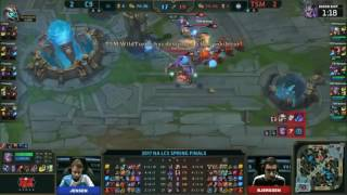 Download Jensen's tilted reaction to throwing the Final Game TSM vs C9 Video
