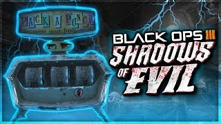 Download Black Ops 3 ″PACK A PUNCH″ Location & How To Complete ALL ″Rituals″ Shadows Of Evil (BO3 Zombies) Video
