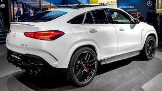 Download Mercedes-AMG GLE 53 Coupe (2020) - Walkaround Video