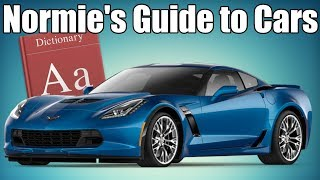 Download Non-Car Guy's Dictionary To Cars! Video