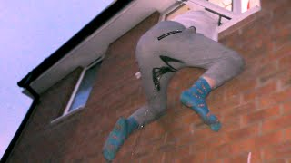 Download The Numb Hand Experiment: URINATING FROM A WINDOW Video