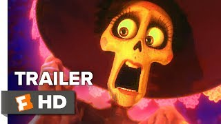 Download Coco Trailer #1 (2017) | Movieclips Trailers Video