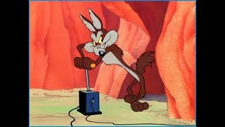 Download How Wile-E-Coyote's dynamite blaster works. Video