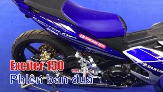 Download Yamaha Exciter 150cc GP Racing ▶ Bản độ dành cho đua xe MotoGP tại Việt Nam Video