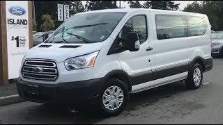 Download 2018 Ford Transit XLT 10 Passenger Review| Island Ford Video