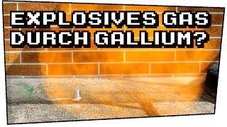 Download Explosives Gas durch Galliumlegierung! - Heimexperimente #07 Video