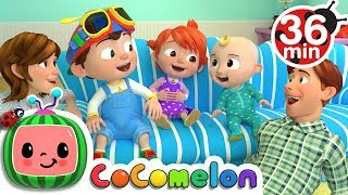 Download Laughing Baby with Family | +More Nursery Rhymes & Kids Songs - ABCkidTV Video