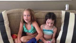 Download We tell the kids one of the twins' gender Video