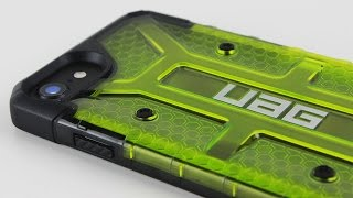 Download Urban Armor Gear Plasma iPhone 7 Case - Citron [Review] Video
