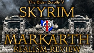 Download A close analysis of Skyrim's defenses: MARKARTH Video