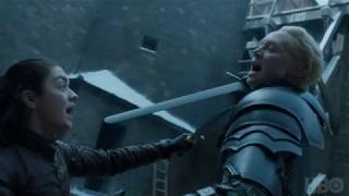 Download Game of Thrones: Season 7 Episode 4: Brienne and Arya (HBO) Video