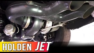 Download REAR mount turbo ~ CULPRIT Torana Video
