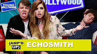 Download Echosmith Plays The Sibling Challenge! Video