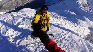 Download Mt. Baker Dec 31st, 2017 Shuksan Arm Freeride Snowboarding Video