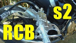 Download installing racingboy rearset on my raider 150 fi Video