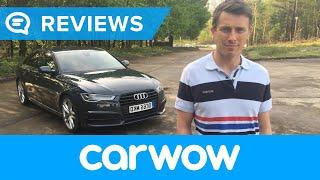 Download Audi A6 Saloon 2017 review | Mat Watson Reviews Video
