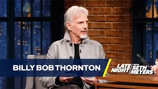 Download Billy Bob Thornton Reminds Fans That Santa isn't in The Bible Video