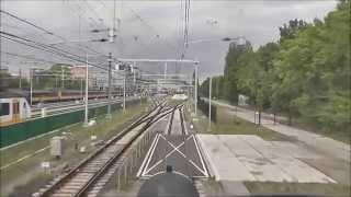 Download Meerijden met de machinist van Hfdo naar Es. (intercity). volledige versie. Video