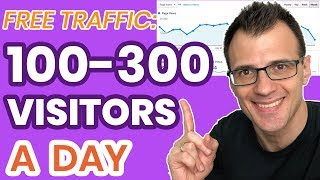 Download 4 New Free Website Traffic Sources - Get Free Traffic Fast Video