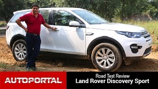 Download Land Rover Discovery Sport Test Drive Review - Auto Portal Video